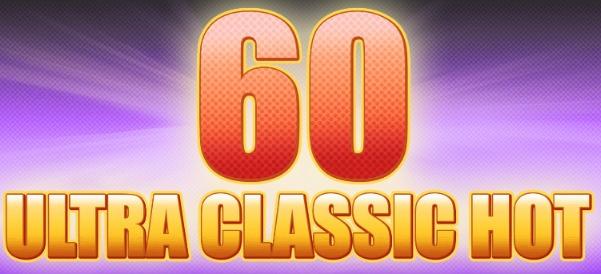 60 Hot Slot Logo