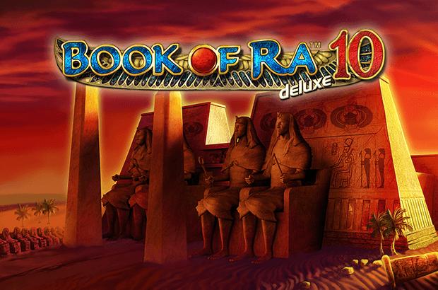 book of ra 10 online za darmo