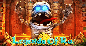 Legends of Ra slot online
