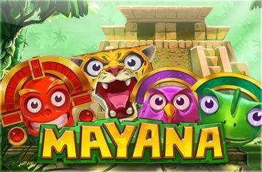 mucha mayana od quickspin logo