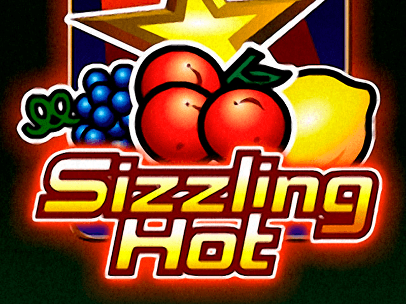 sizzling hot logo