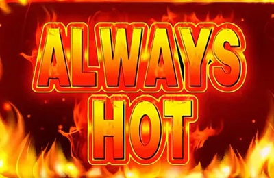 always hot logo