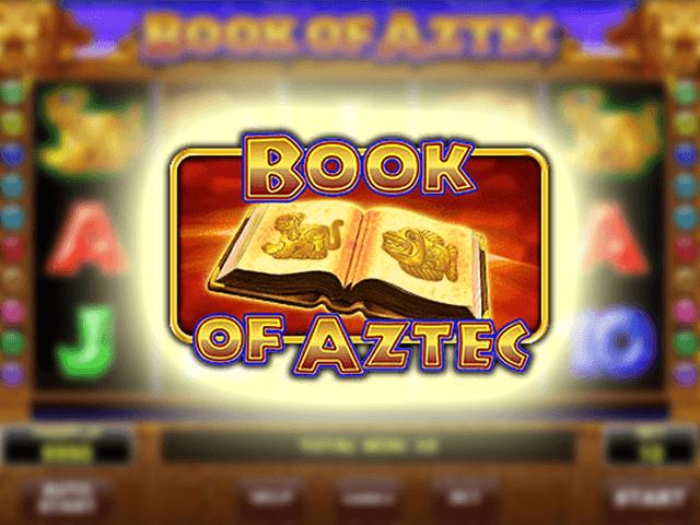 book of aztec automat online