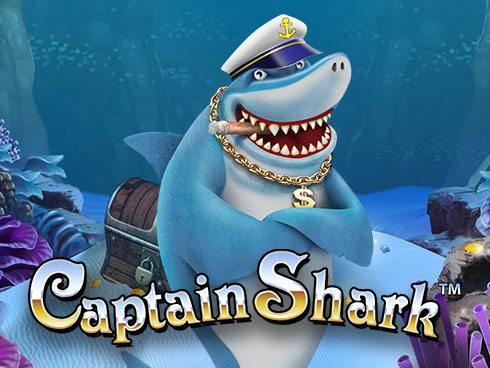 captain shark online