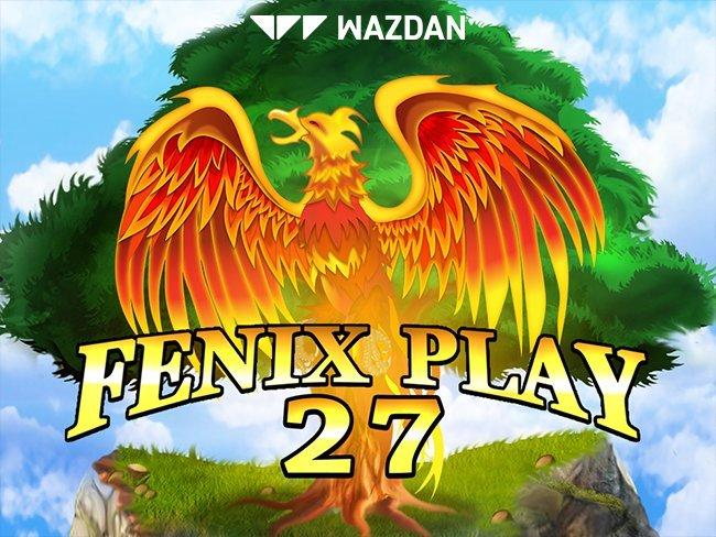 fenix play 27 logo