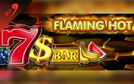 flaming hot kasyno automat