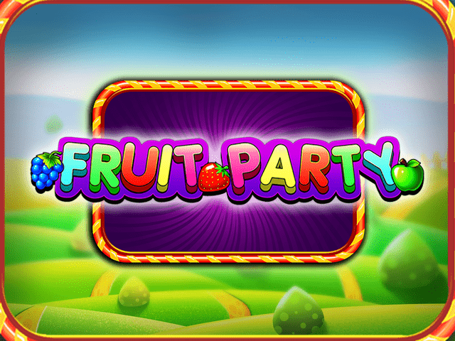 fruit party gra hazardowa online