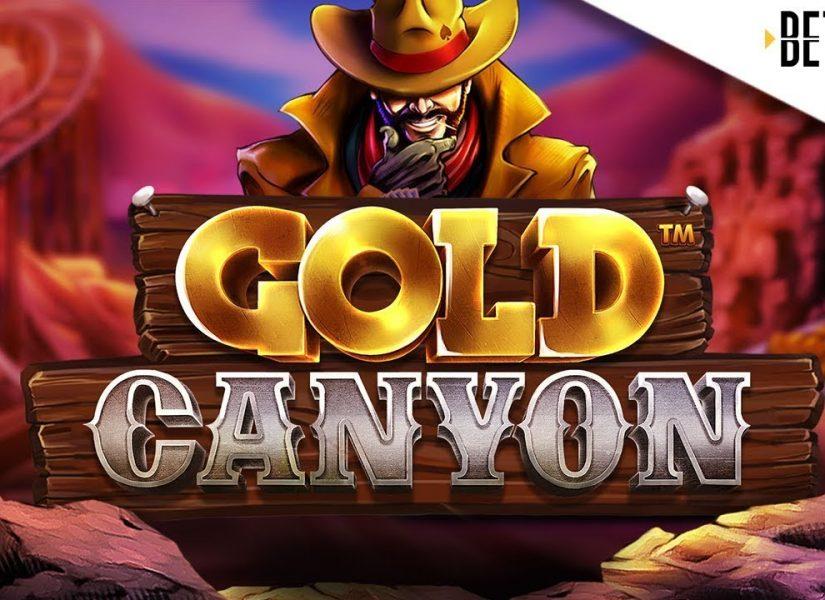 gold canyon slot za darmo