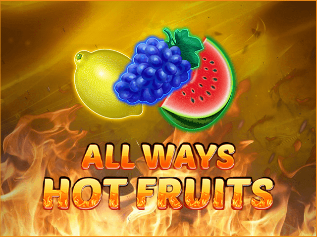 hot fruits automat logo