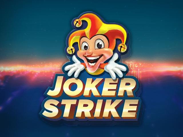 joker strike automat za darmo