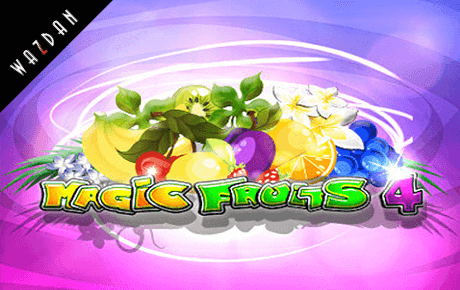 magic fruits 4 wazdan slot