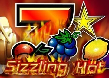 sizzling 77777 logo