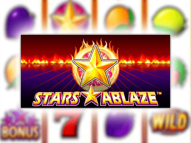stars ablaze gra hazardowa