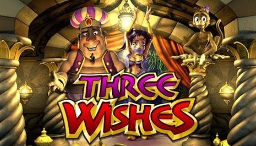 three wishes za darmo