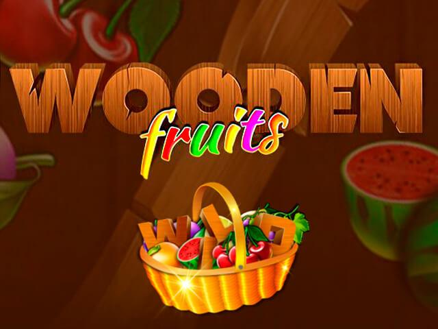 wooden fruits online